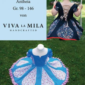 eBook Antheia by Viva la Mila