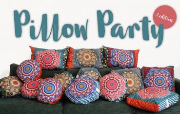 Pillow Party by Jolijou 2. Edition - Webware